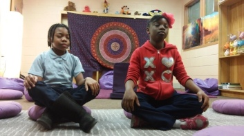 A School that Replaced Detention with Meditation