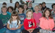 Close your eyes and breathe: schools sign up to mindfulness - in the U.K.
