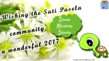 Wishing the Sati Pasela community a wonderful 2017