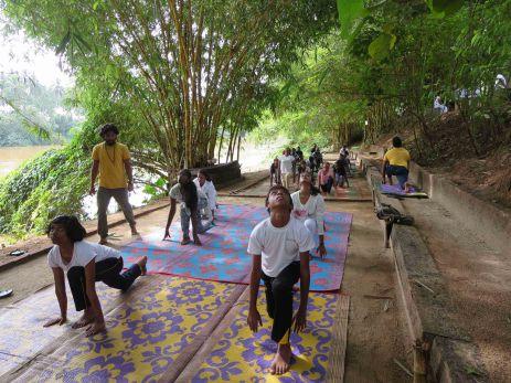Inaugural Sati Pasela Mindfulness Camp @ Bomiriya, Kaduwela (1)