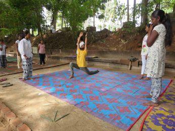 Inaugural Sati Pasela Mindfulness Camp @ Bomiriya, Kaduwela (10)