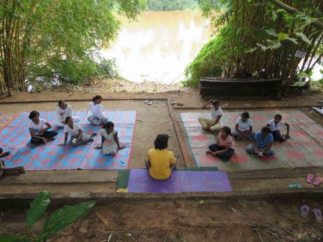 Inaugural Sati Pasela Mindfulness Camp @ Bomiriya, Kaduwela (25)