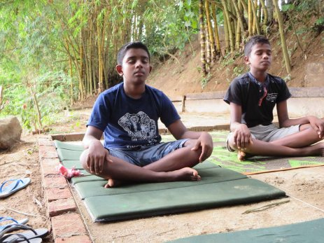 Inaugural Sati Pasela Mindfulness Camp @ Bomiriya, Kaduwela (33)