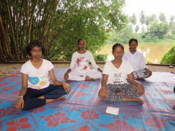 Inaugural Sati Pasela Mindfulness Camp @ Bomiriya, Kaduwela (34)