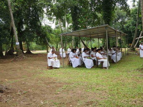 Inaugural Sati Pasela Mindfulness Camp @ Bomiriya, Kaduwela (43)