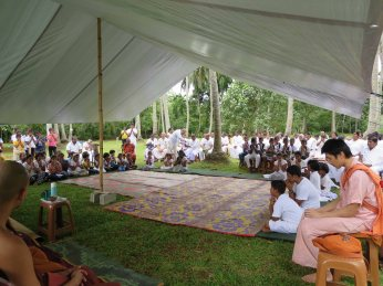 Inaugural Sati Pasela Mindfulness Camp @ Bomiriya, Kaduwela (73)