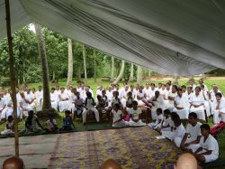 Inaugural Sati Pasela Mindfulness Camp @ Bomiriya, Kaduwela (77)