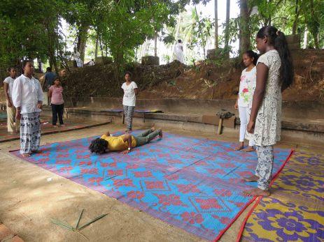 Inaugural Sati Pasela Mindfulness Camp @ Bomiriya, Kaduwela (9)