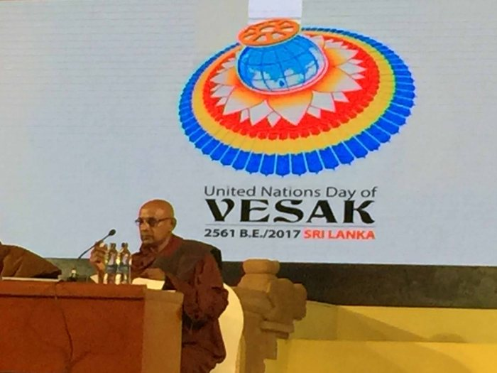 The 14th United Nations day of Wesak (May 12-14) at BMICH Colombo and Kandy (4)